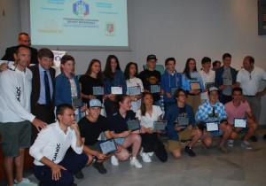 A Cuneo festa e premiazioni per il comitato Alpi Occidentali della Fisi