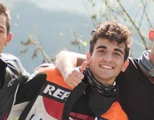 Domani i funerali di Andrea Forte, accompagnati dal 'rombo' delle amate due ruote
