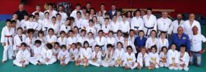 Grande successo per il campo della 'Judo Buzzi Unicem' di Robilante