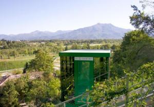 Mercoledì 20 l'ascensore panoramico sarà chiuso