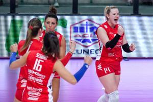Volley femminile: l'UBI Banca S.Bernardo Cuneo in Serie A1