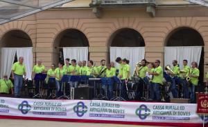 Tutte le iniziative della Banda Musicale Peveragnese