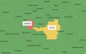 Domenica si vota per la fusione tra Busca e Valmala