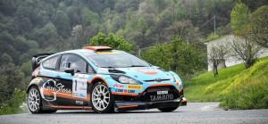 Rally di Alba: splendido bis per Alessandro Gino e Marco Ravera