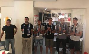 Vbc Mondovì: presentati coach Marco Fenoglio e i nuovi acquisti
