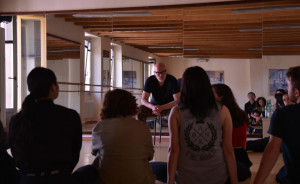 A Cuneo un workshop di recitazione con Giuseppe Loconsole