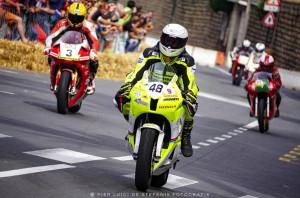 Francesco Curinga è quinto al Tazio Nuvolari, nella classe 600