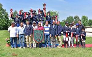 Equitazione: grandi risultati a Tortona per gli atleti Hobby Horse