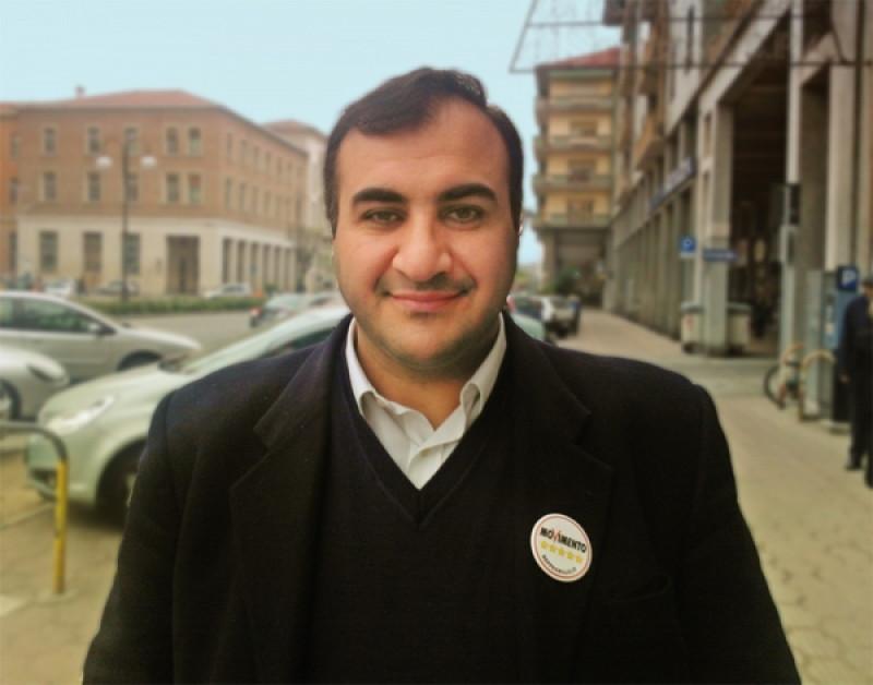 Manuele Isoardi, Consigliere comunale M5S