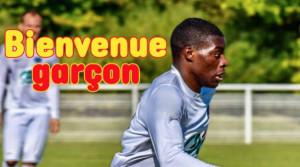 Calcio, il Bra parla francese con Henoch Ntafumu
