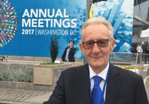 Beppe Ghisolfi vicepresidente del gruppo europeo delle Casse di Risparmio