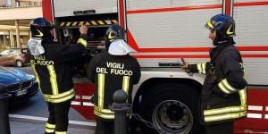 Tubo del gas tranciato a Rocca de' Baldi: strada chiusa