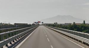 Lavori sul viadotto Sarti: carreggiate ristrette dal 2 al 15 luglio