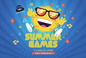 I 'Summer Games' tornano a Centallo sabato 7 luglio
