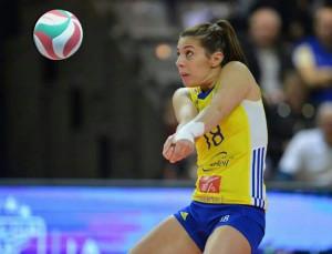 Pallavolo A1/F: Cuneo, Jole Ruzzini è il nuovo libero