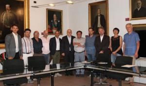 Gli ambulanti incontrano l'amministrazione albese