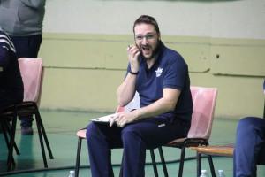 Vbc Mondovì: Enrico Salvi sarà l'assistant coach di Marco Fenoglio