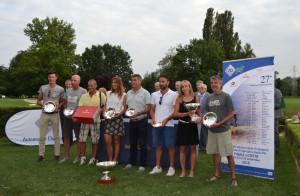 Più di 120 appassionati golfisti a Cherasco all' edizione numero 27  di 'Aci Golf'