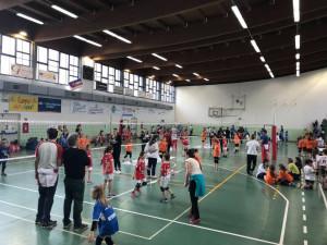 Mini Volley: a Cuneo due settimane di prove