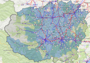 La provincia di Cuneo è un disastro per copertura della rete