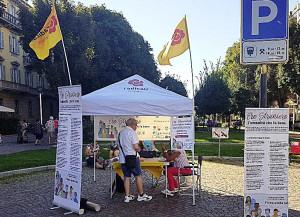 Sabato i Radicali Italiani distribuiranno più di mille preservativi in corso Dante