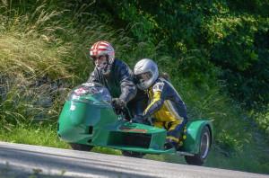 Domenica 15 luglio torna a Montemale 'Moto Storiche in Salita'