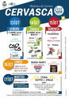 La festa patronale di Cervasca torna con nuova location e Pro Loco