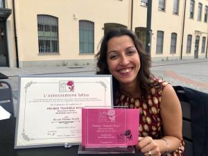 Tumore al polmone nelle donne, un premio per la ricerca a un'oncologa di Saluzzo