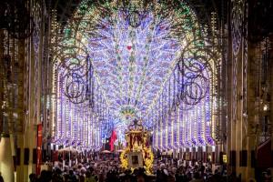 Ieri la 'prima' dell'Illuminata, stasera c'è la processione della Madonna del Carmine