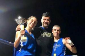 Boxe, Viola e Andrea Piras vittoriosi a Stradella