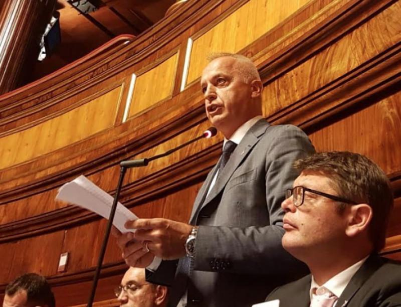 'Alla politica italiana servirebbe lo spirito di servizio di Giolitti'