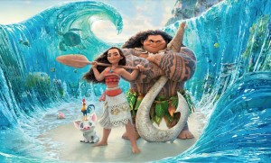 Il cartone animato 'Oceania' al museo Craveri di Bra