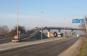 Tangenziale Alba: fino al 29 luglio chiusa la rampa per i veicoli provenienti da Roddi