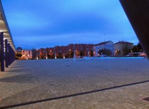 'I portici di piazza della Costituzione in cattivo stato di conservazione'