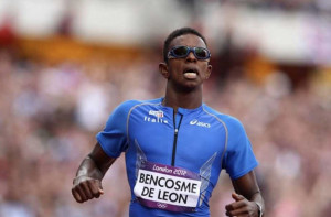 Atletica: Bencosme de Leon convocato per gli Europei di Berlino