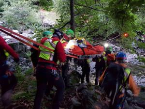 Grotta della Mottera, è finita: lo speleologo è stato ricoverato in ospedale