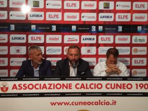 Scazzola è il nuovo allenatore del Cuneo Calcio