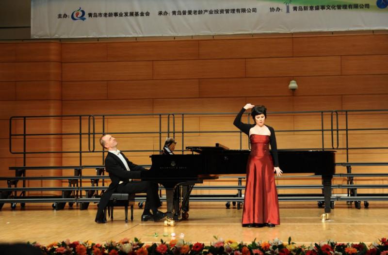 Venerdì il recital di Favro-Fiamingo al teatro della Confraternita