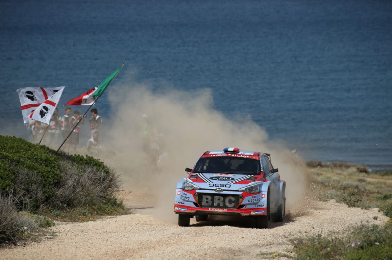 BRC Racing Team al Neste Rally Finland
