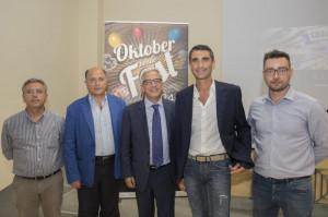 Il modello Oktoberfest Cuneo arriva in Calabria per il primo 'Oktoberfest in Tour'