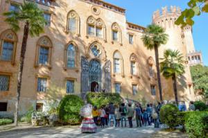 Domenica di visite guidate al Castello e al Parco del Roccolo a Busca