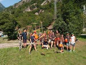 Gli 'Junior ranger' in campo per la Festa della Segale di Sant'Anna di Valdieri