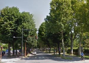 Cuneo, revocata per tre weekend l'area pedonale in viale Angeli