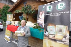 I formaggi Raschera e Bra Dop prelibatezze culinarie alla Sagra di Frabosa