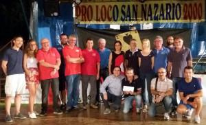 Dal comune di Narzole 1500 euro per l'associazione 'Amici dei Pompieri'