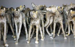 A Saluzzo la mostra di Piero Bolla 'Vivre d'hazard'