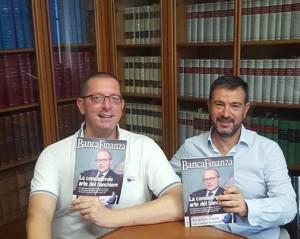 'Banchieri, Avvocati e Carabinieri: non è un giallo ma... un magazine'