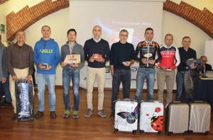 Ciclismo: il 18 novembre a Lurisia Terme la premiazione del circuito Coppa Piemonte 2018