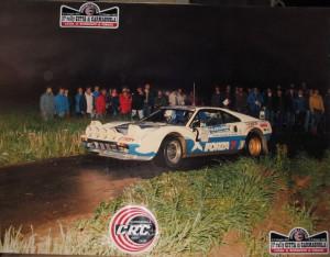 Scalda i motori il neonato Rally storico di Carmagnola