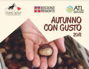 'Autunno con Gusto' in provincia di Cuneo